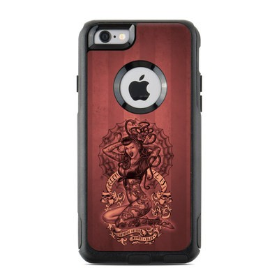 OtterBox Commuter iPhone 6 Case Skin - If Looks Could Kill