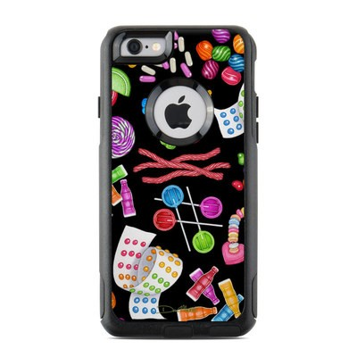 OtterBox Commuter iPhone 6 Case Skin - Candy Toss