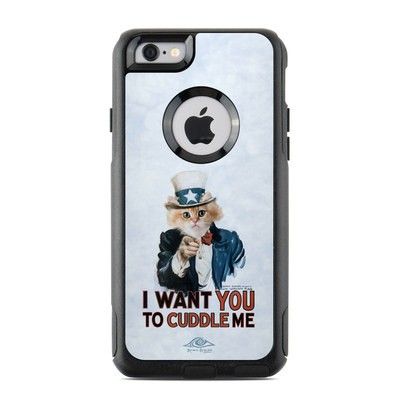 OtterBox Commuter iPhone 6 Case Skin - Cuddle Me