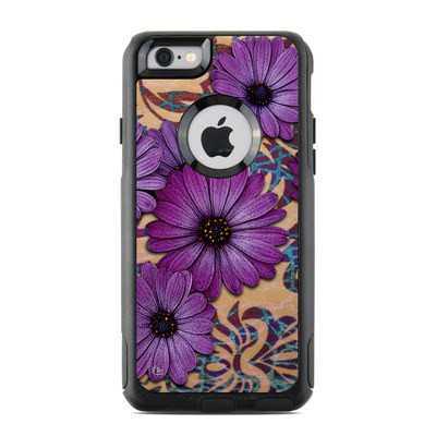 OtterBox Commuter iPhone 6 Case Skin - Daisy Damask