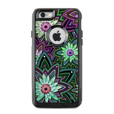OtterBox Commuter iPhone 6 Case Skin - Daisy Trippin