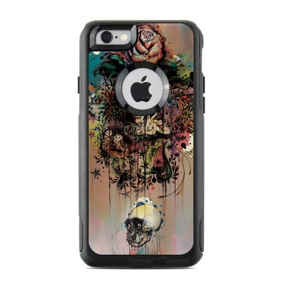 OtterBox Commuter iPhone 6 Case Skin - Doom and Bloom