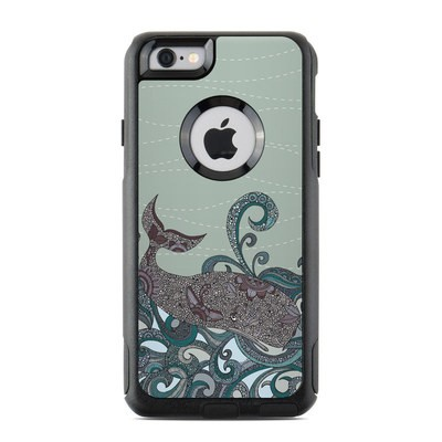 OtterBox Commuter iPhone 6 Case Skin - Deep Blue Me