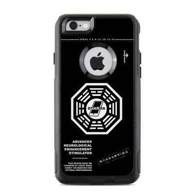 OtterBox Commuter iPhone 6 Case Skin - Dharma Black