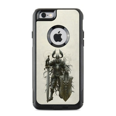 OtterBox Commuter iPhone 6 Case Skin - Dark Knight