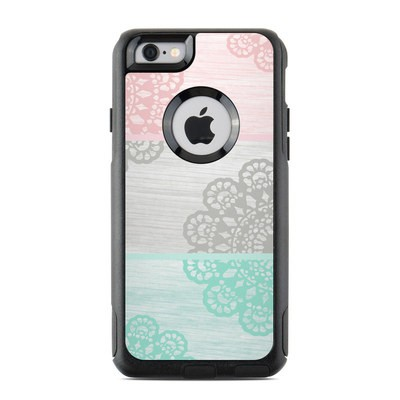 OtterBox Commuter iPhone 6 Case Skin - Doily