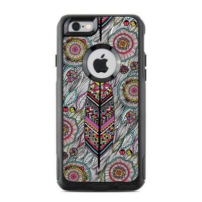 OtterBox Commuter iPhone 6 Case Skin - Dream Feather