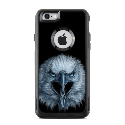 OtterBox Commuter iPhone 6 Case Skin - Eagle Face