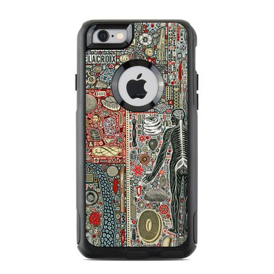 OtterBox Commuter iPhone 6 Case Skin - Everything and Nothing