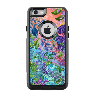 OtterBox Commuter iPhone 6 Case Skin - Fantasy Garden