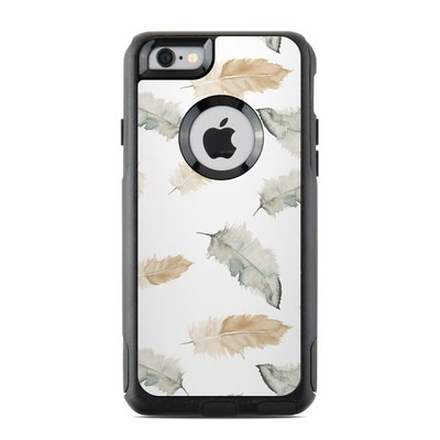 OtterBox Commuter iPhone 6 Case Skin - Feathers