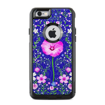 OtterBox Commuter iPhone 6 Case Skin - Floral Harmony