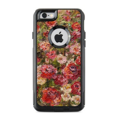 OtterBox Commuter iPhone 6 Case Skin - Fleurs Sauvages
