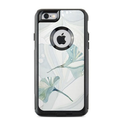 OtterBox Commuter iPhone 6 Case Skin - Floating Gingko