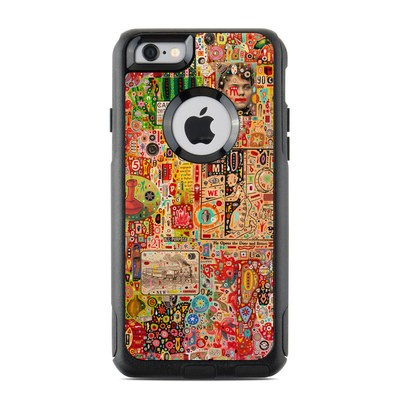 OtterBox Commuter iPhone 6 Case Skin - Flotsam And Jetsam