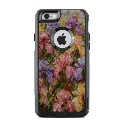 OtterBox Commuter iPhone 6 Case Skin - Field Of Irises