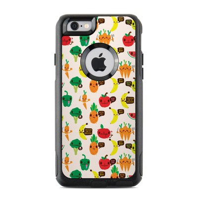 OtterBox Commuter iPhone 6 Case Skin - Fooditude