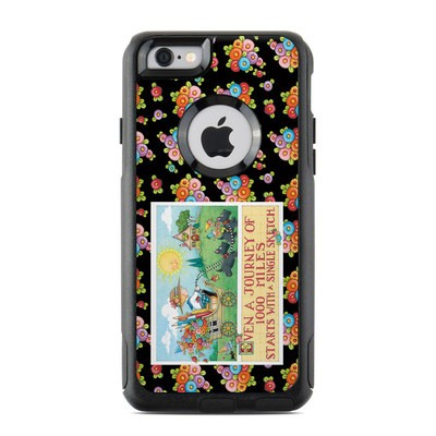 OtterBox Commuter iPhone 6 Case Skin - Forty Year Journey