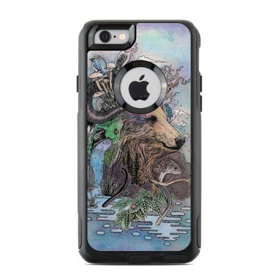OtterBox Commuter iPhone 6 Case Skin - Forest Warden