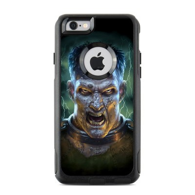OtterBox Commuter iPhone 6 Case Skin - Frankenstein