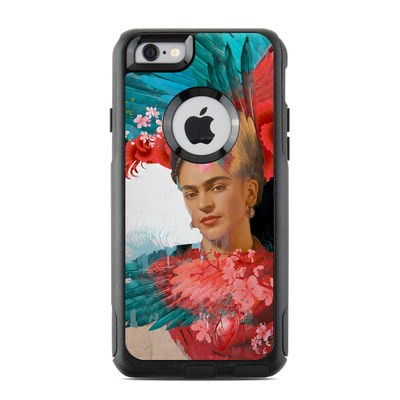 OtterBox Commuter iPhone 6 Case Skin - Frida