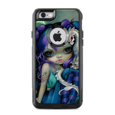 OtterBox Commuter iPhone 6 Case Skin - Frost Dragonling