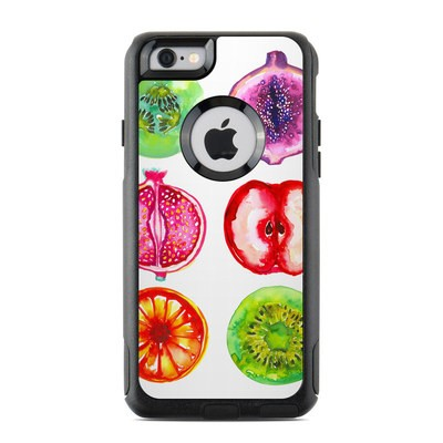 OtterBox Commuter iPhone 6 Case Skin - Fruits