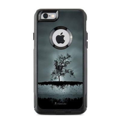 OtterBox Commuter iPhone 6 Case Skin - Flying Tree Black