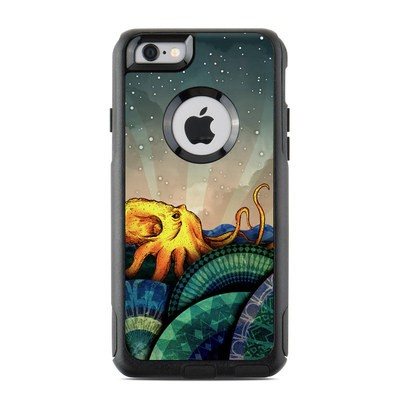 OtterBox Commuter iPhone 6 Case Skin - From the Deep