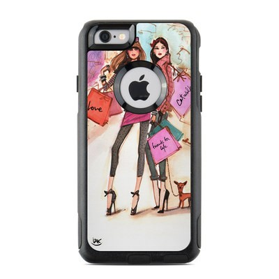 OtterBox Commuter iPhone 6 Case Skin - Gallaria
