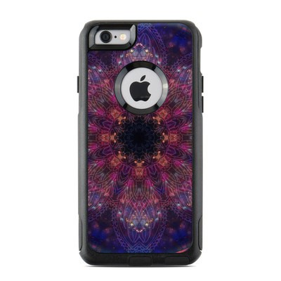 OtterBox Commuter iPhone 6 Case Skin - Galactic Mandala