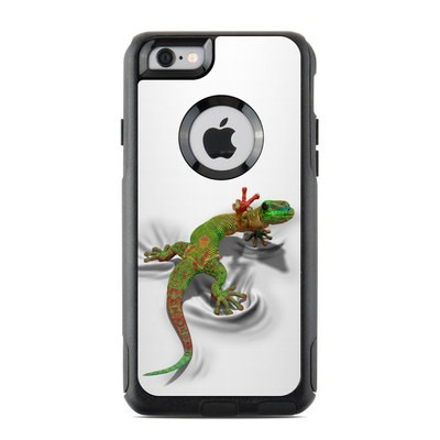 OtterBox Commuter iPhone 6 Case Skin - Gecko