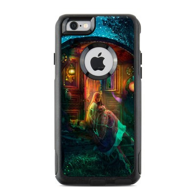 OtterBox Commuter iPhone 6 Case Skin - Gypsy Firefly