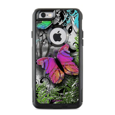 OtterBox Commuter iPhone 6 Case Skin - Goth Forest