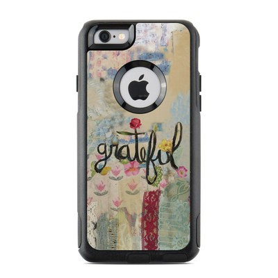 OtterBox Commuter iPhone 6 Case Skin - Grateful