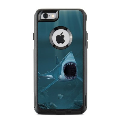OtterBox Commuter iPhone 6 Case Skin - Great White