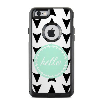 OtterBox Commuter iPhone 6 Case Skin - Greetings