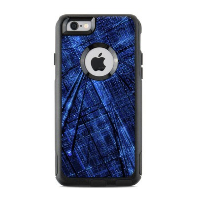 OtterBox Commuter iPhone 6 Case Skin - Grid