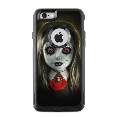 OtterBox Commuter iPhone 6 Case Skin - Haunted Doll