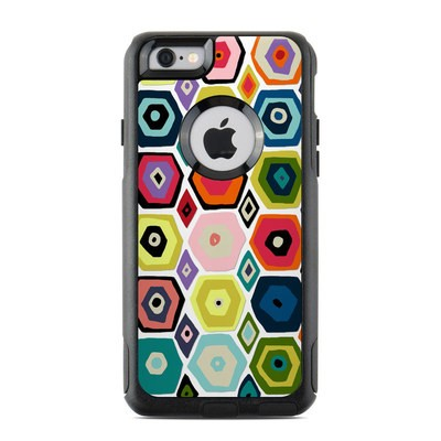 OtterBox Commuter iPhone 6 Case Skin - Hex Diamond