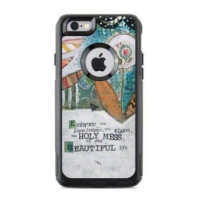 OtterBox Commuter iPhone 6 Case Skin - Holy Mess