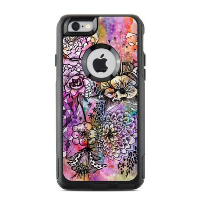 OtterBox Commuter iPhone 6 Case Skin - Hot House Flowers