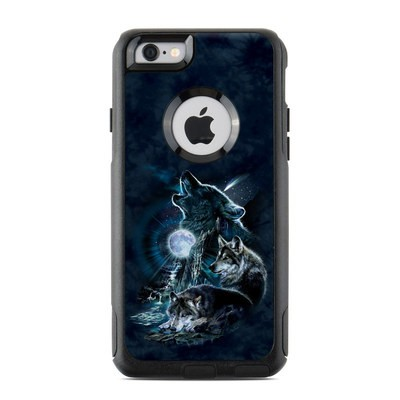 OtterBox Commuter iPhone 6 Case Skin - Howling
