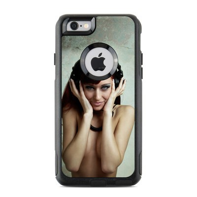 OtterBox Commuter iPhone 6 Case Skin - Headphones