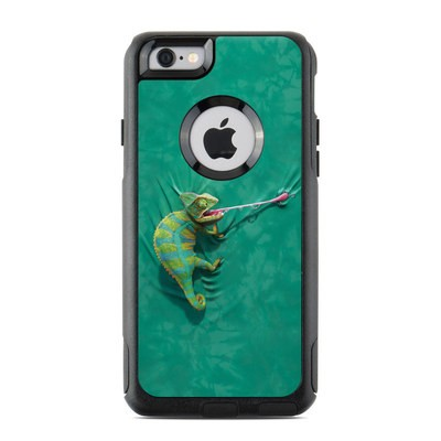 OtterBox Commuter iPhone 6 Case Skin - Iguana