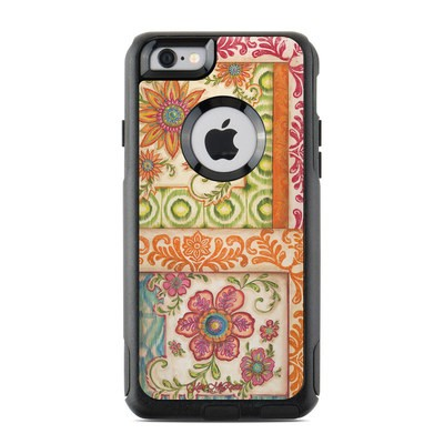 OtterBox Commuter iPhone 6 Case Skin - Ikat Floral