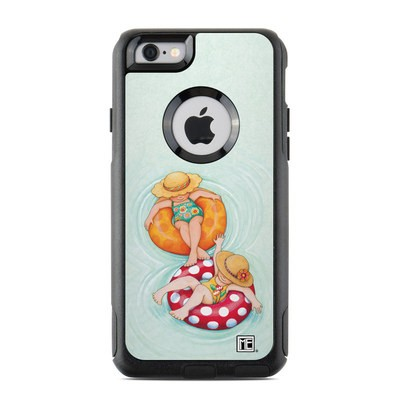 OtterBox Commuter iPhone 6 Case Skin - Inner Tube Girls
