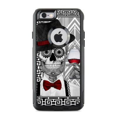 OtterBox Commuter iPhone 6 Case Skin - Mr JD Vanderbone