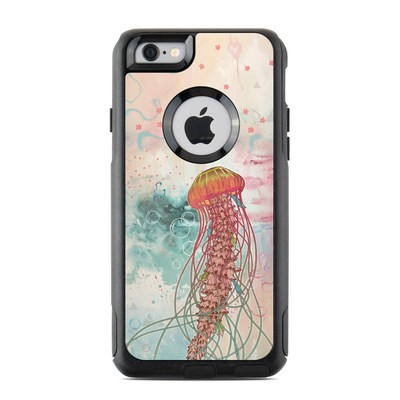 OtterBox Commuter iPhone 6 Case Skin - Jellyfish