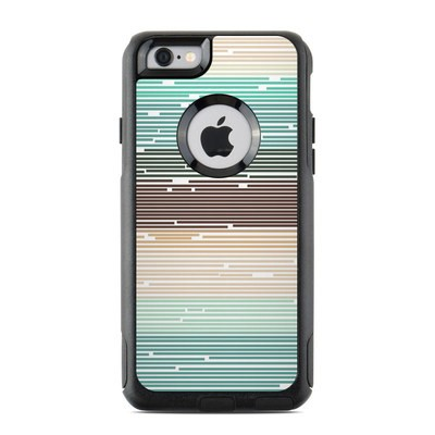 OtterBox Commuter iPhone 6 Case Skin - Jetty
